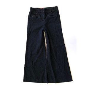 Cartonnier 6 Short Wide Leg High Waist Jeans